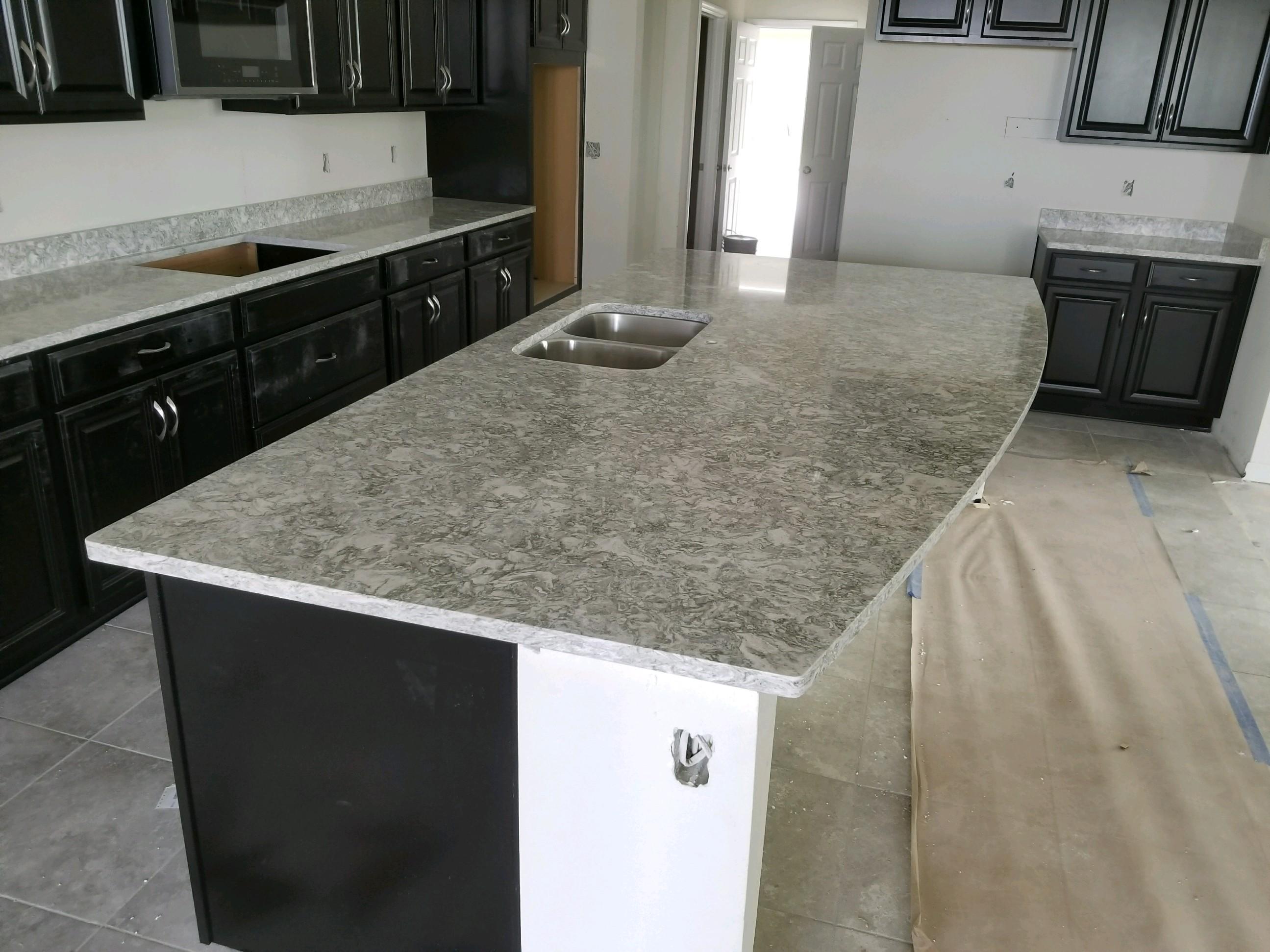 Cambria Berwyn Quartz Kitchen Counter